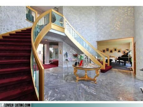 piano staircase - 4868896256