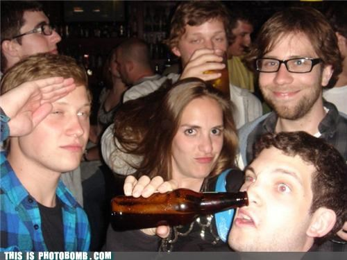 beer,cross eyed,eye,Jägerbombed