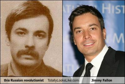 this Russian revolutionist Totally Looks Like Jimmy Fallon