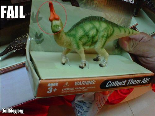dinosaur failboat p33 Things That Are Doing It toys - 4870336000