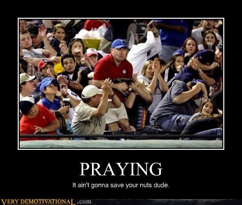 baseball hilarious ouch praying sports testicles wtf - 4871911936