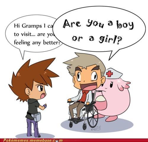 boy or girl gary gramps grandchild oak questions