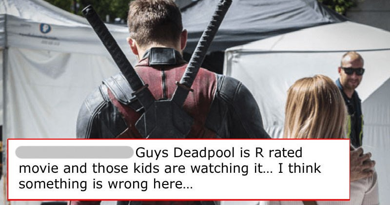 Ryan Reynolds has the best response ever to someone who complained to him about promoting an R-Rated movie to kids with cancer.