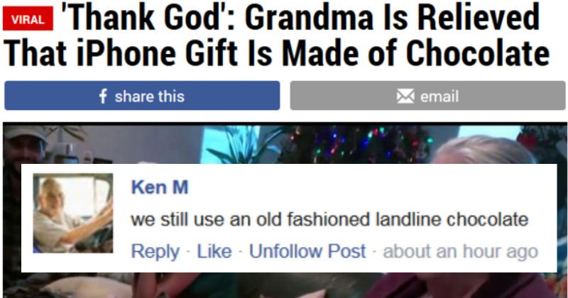 comments trolling ken m troll funny stupid win - 4872197