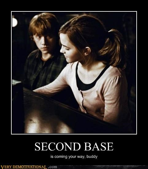 Harry Potter oh yeah Pure Awesome second base - 4872782080