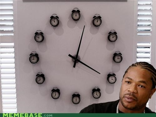 clock Inception time yo dawg - 4873252608