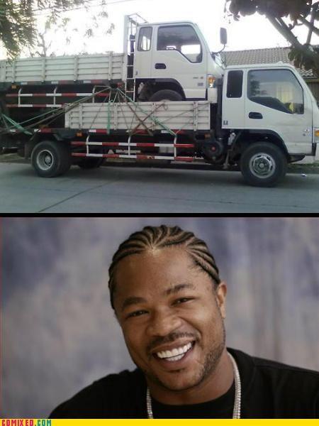 Inception trucks Xxzibit yo dawg - 4873418496