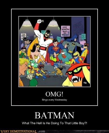 wtf space ghost,batman