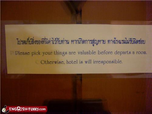 hotel irresponsible responsible - 4873694976