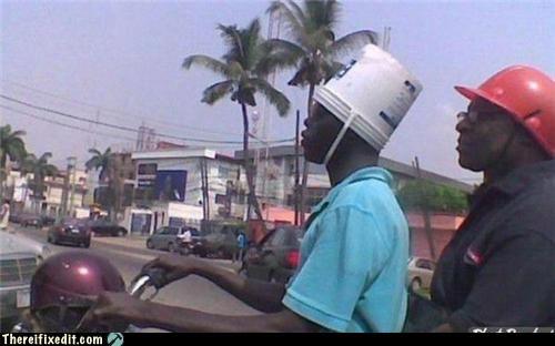 bucket dual use helmet motorcycle safety first