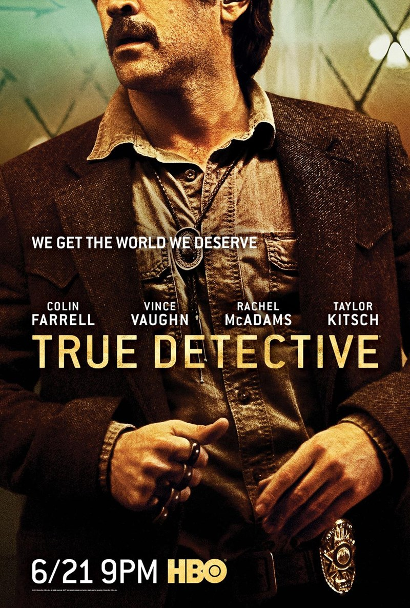 true detective hbo posters - 487429