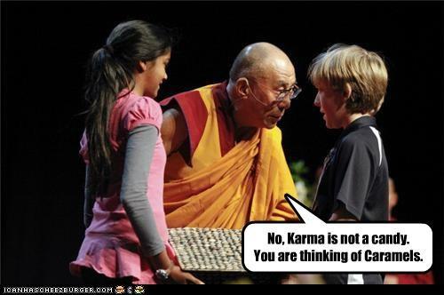 buddhism Dalai Lama karma political pictures - 4874408448