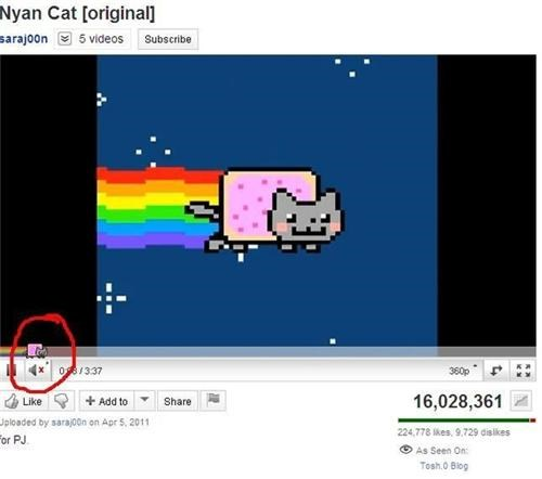etc Nyan Cat Nyanception Pop Tart Cat progress bar yo dawg - 4875716352
