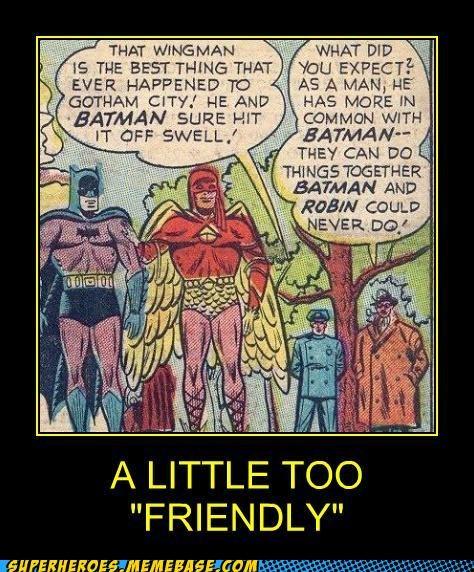 Awkward batman friendly Super-Lols - 4875982080