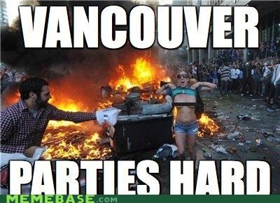 FRIDAY Memes parties partying vancouver yeah - 4876048640