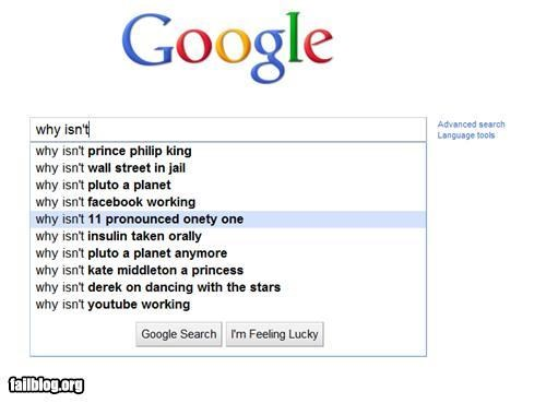 Autocomplete Me failboat google g rated math numbers stupidity - 4876423680