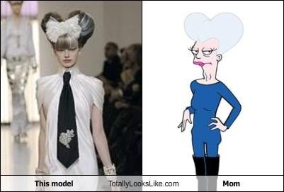 cartoons futurama hair models mom - 4876763904