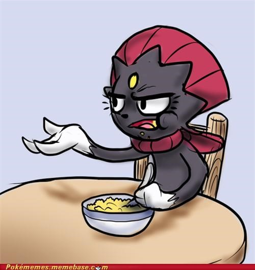 cereal IRL rage comic weavile - 4876809984