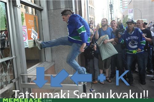 k Memes riot suppukyaku tastumaki vancouver video games - 4877166848