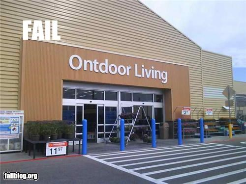 failboat,g rated,signs,spelling,upside down,wal mart