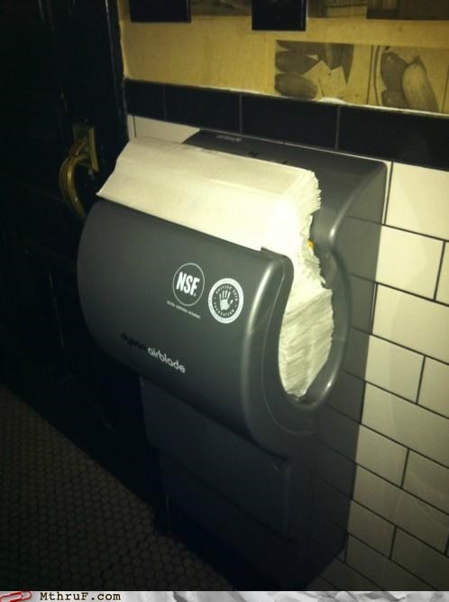 air dryer bathroom towel - 4877836032
