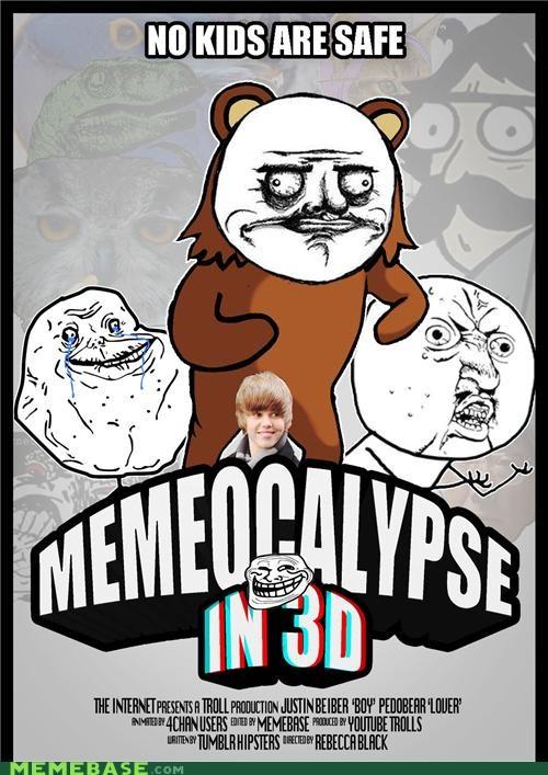 3d justin bieber Memes movies - 4877842688