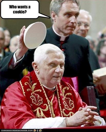 political pictures Pope Benedict XVI - 4877924608