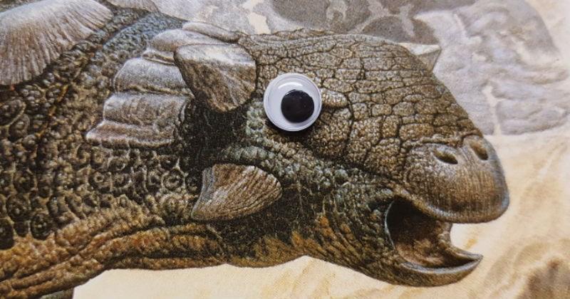 twitter googly eyes funny dinosaurs win - 4878341