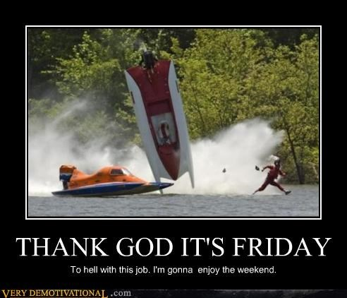 boat FRIDAY hilarious race running walking on water wtf - 4878396160