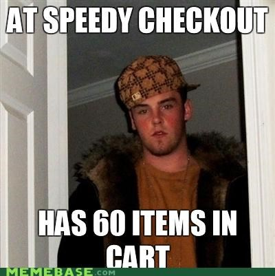 cart checkout items Scumbag Steve speedy - 4878507264