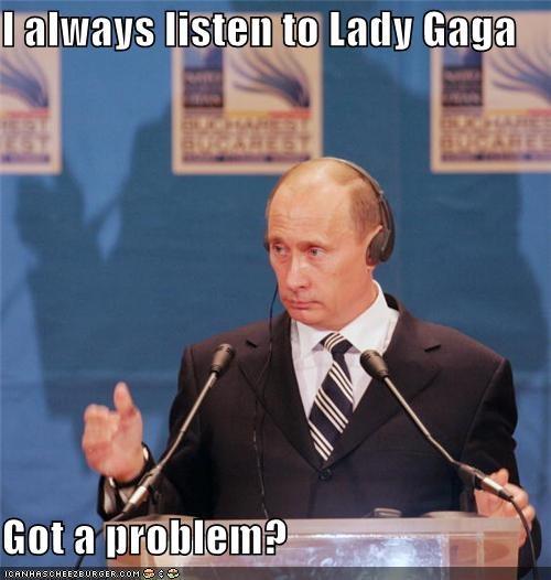 political pictures Vladimir Putin vladurday - 4878979072