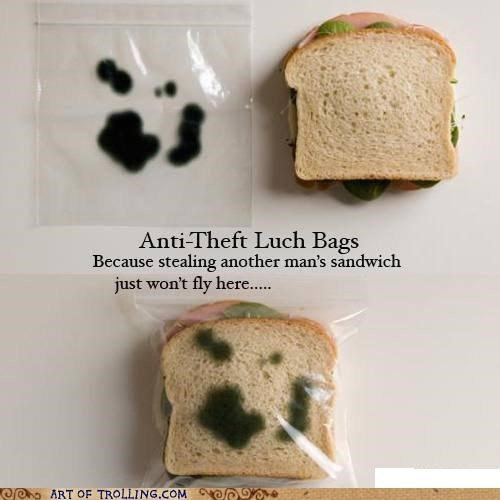 bag genious IRL mold sandwich - 4879233792