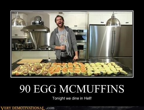 90 Death egg mcmuffins hell hilarious - 4879463936