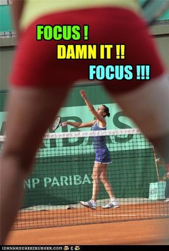 FOCUS ! DAMN IT !! FOCUS !!!
