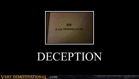 books deception hilarious Inception lie - 4880185344