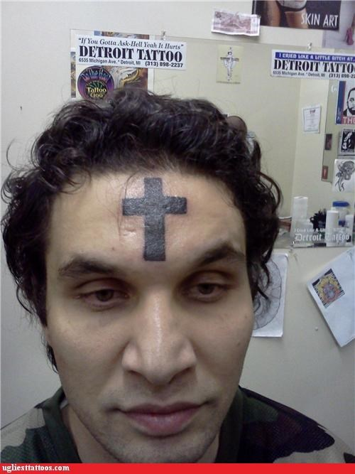 face tats,religion