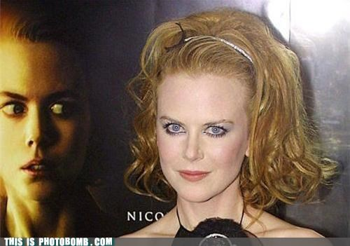 Celebrity Edition movie premiere Nicole Kidman red carpet self bomb