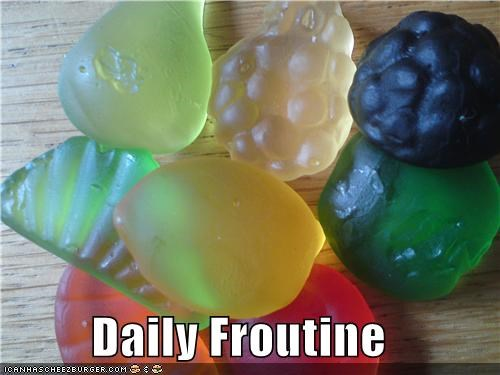 Daily Froutine