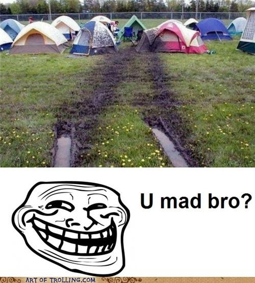 IRL mud rude tents - 4883859968