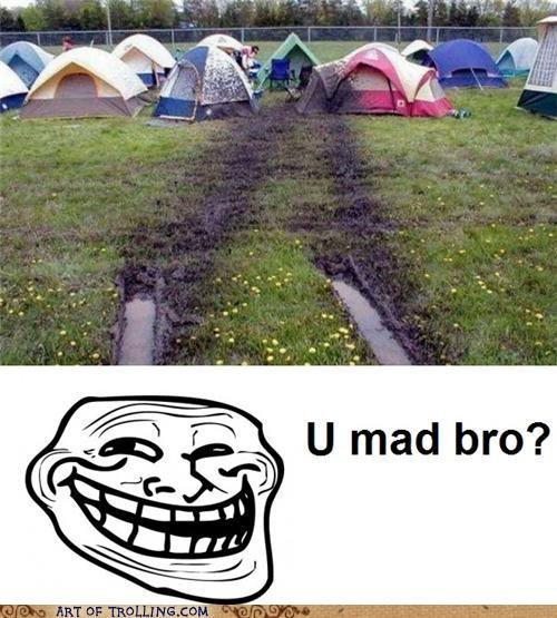 IRL mud rude tents - 4883859968