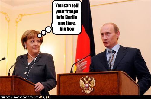 angela merkel political pictures Vladimir Putin - 4883967232