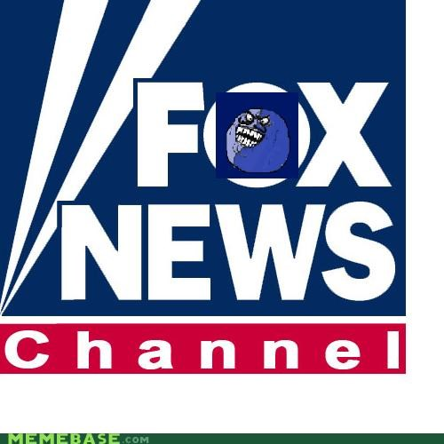 channel fox i lied news Rage Comics TV