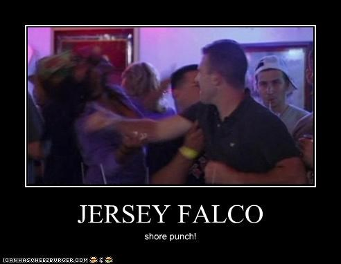 JERSEY FALCO shore punch!