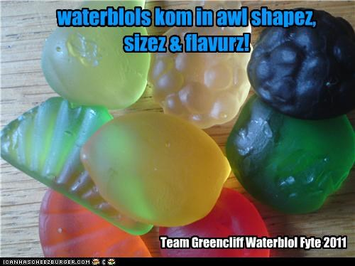 Tastee Waterblolz