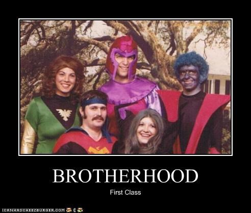 BROTHERHOOD First Class