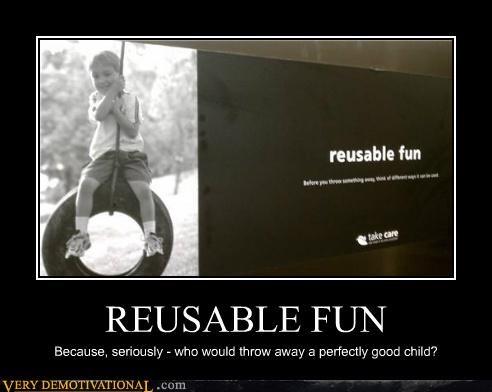 hilarious kid reusable fun throw away - 4885544960