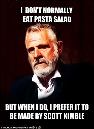 Pasta Salad Cheezburger Funny Memes Funny Pictures