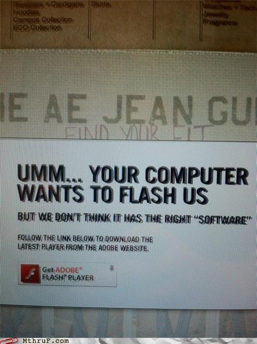 adobe exposing flash public nudity