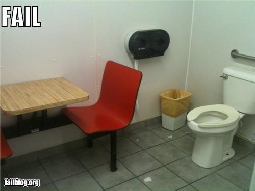 bathroom failboat gross hygiene Professional At Work toilet - 4886217216