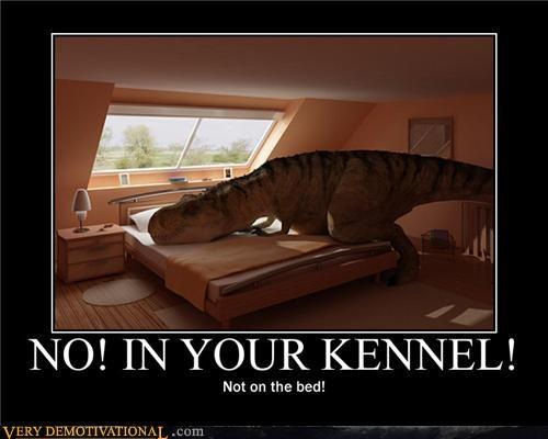 bad dog dinosaur hilarious t rex